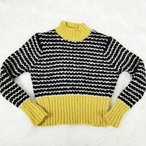 Banana republic | vintage cropped wool sweater